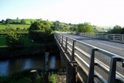 River Severn,Abermule bypass bridge