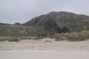 The Back of Achmelvich Beach