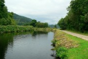 A very quiet day on the Crinan Canal