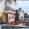 Trafalgar pub and Lord Nelson