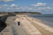 Beach at Leysdown-On-sea, Isle Of Sheppey, Kent