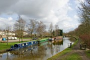 View from the Canal Bridge at Crooke