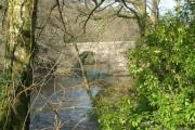 Respryn bridge from the riverbank