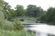 The Iron Bridge at Culford