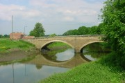River Don bridge , Stainforth