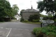 Litton Cheney: village centre
