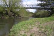 River Severn,Maginnis farm bridge