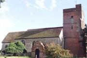 St Matthew, Warehorne (north side)