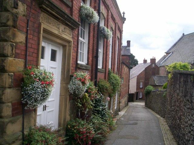 Chapel Lane, Wirksworth