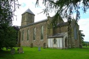 St. Mary & St Thomas a Becket's church, Much Birch