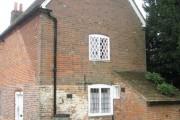 Side view of Jane Austen's house, Chawton
