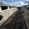 Footbridge across A3022