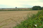 Farm land west of Park Farm
