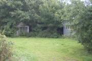 Old wood yard, Kings Bank Lane