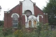 Derelict chapel, Bryncae