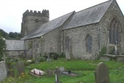 Llantrisant parish church