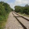 Railway to the north of Kenfig Hill