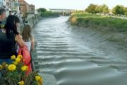 The Parrett Bore at Bridgwater