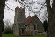 Church, Bredfield, Suffolk
