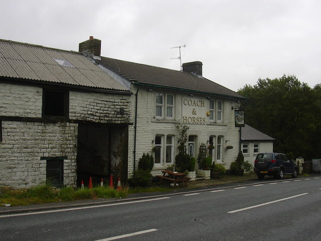 Coach and Horses, A677