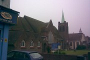 Church on Woodford Avenue