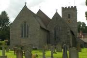 Eardisley church