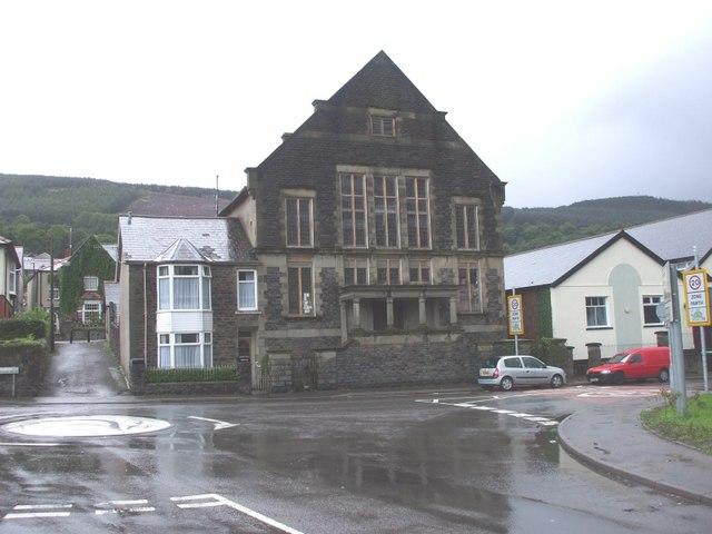 Chapel, Mountain Ash