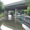 M25 over the River Wey Navigation