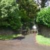 Entrance to Plas y Felin, Cefnpennar