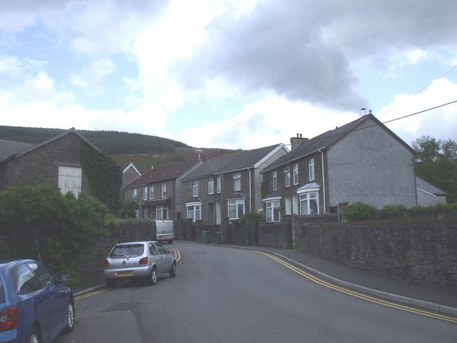 Bridge St, Cwmbach