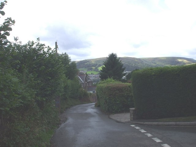 Cefnpennar Rd, Cwmbach, at junction with Springfield Close