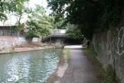 Britannia Bridge, Limehouse