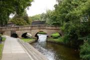 Bridge Over the Leen, Bulwell