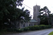 St.John the Baptist Church,Campsea Ashe