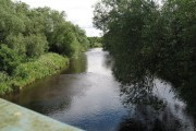 River Wear from the Pedestrian Bridge