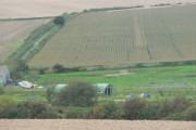 Brockington: view from Knowlton