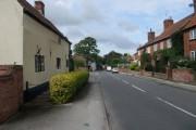 Main Street, East Bridgford
