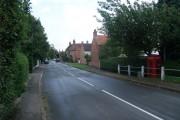 Main Street, Caythorpe