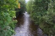 Rhondda River at Ynyswen