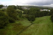 Edenfield from the A56 Link Road