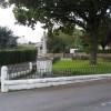 Unstone - War Memorial