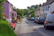 Main street, Lampeter Velfrey