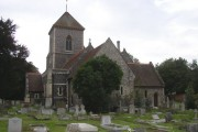 St Mary's Church,  Addington