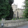Darley Dale - St. Helen's Church and churchyard