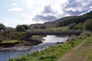 Bridge over Varragill River