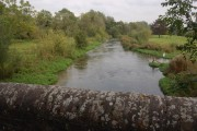 The River Kennet at Marsh Benham