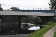 Lee Navigation:  London to Southend railway bridge