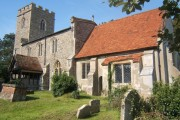 All Saints Church, Boxted