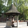 Coronation drinking fountain, Charlton village
