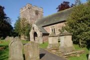 Saint Faith's church, Bacton.